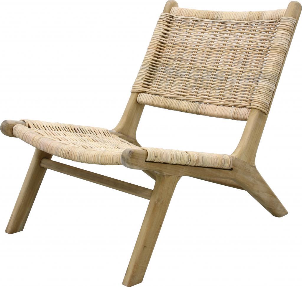 Rattan Stuhl Loungestuhl Rattan Hk Living Kaufen